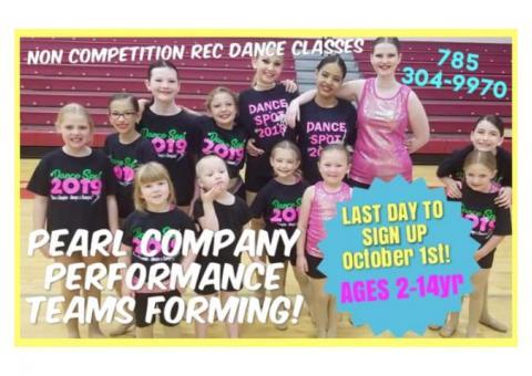 Dance & Tumbling for kids